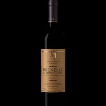 Bottle shot for 2016 Conti Costanti Brunello Di Montalcino
