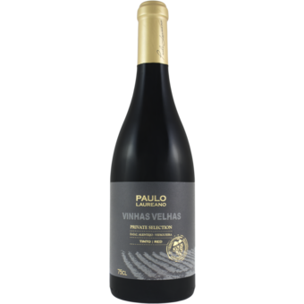 Bottle shot for 2017 Paulo Laureano Tinto Private Selection