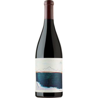 Bottle shot for 2018 Chanin Wine Company Pinot Noir Los Alamos Vineyard
