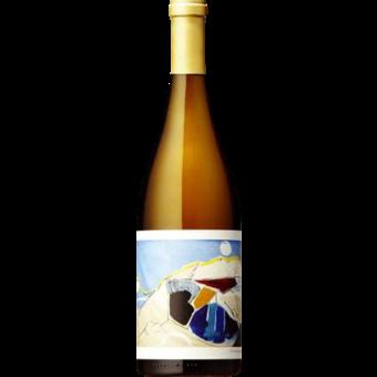 Bottle shot for 2018 Chanin Chardonnay Bien Nacido Vineyard