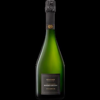 Bottle shot for  Roger Coulon Champagne 1er Cru Extra Brut 'heritage'