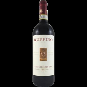 Bottle shot for 2019 Ruffino Chianti Superiore