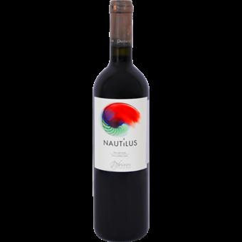 Bottle shot for 2017 Domaine Foivos Nautilus Red