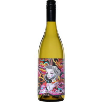 Bottle shot for 2019 Forgeron Cellars Otherworldly Chardonnay