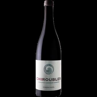 Bottle shot for 2019 Domaine Chapel Chiroubles