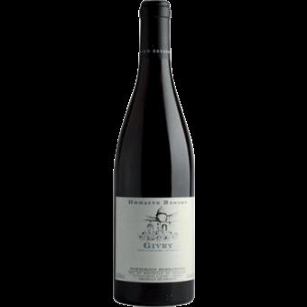 Bottle shot for 2018 Xavier Besson Petit Pretans Givry Rouge 1er Cru