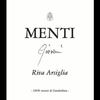 Label shot for 2018 Menti Giovanni 'arsiglia' Gambellara White