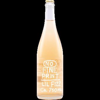 Bottle shot for  No Fine Print Lil Fizz