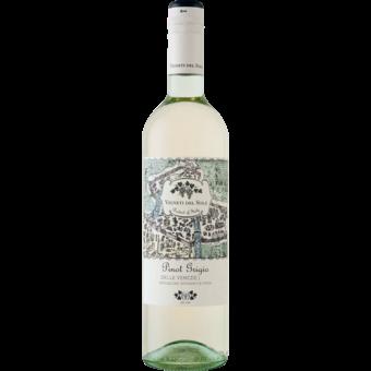 Bottle shot for  Vigneti Del Sole Pinot Grigio