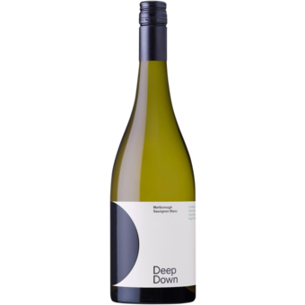 Bottle shot for 2020 Deep Down Sauvignon Blanc