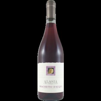 Bottle shot for 2020 Alasia Brachetto D'acqui