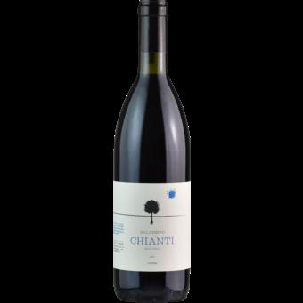 Bottle shot for 2019 Salcheto Chianti Docg Biskero