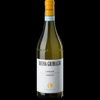 Bottle shot for 2020 Bruna Grimaldi Langhe Arneis