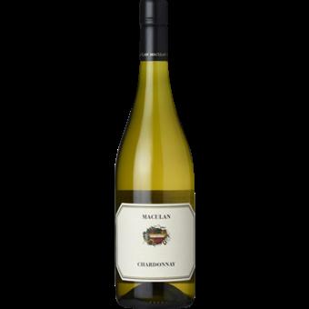 Bottle shot for 2018 Maculan Veneto Chardonnay