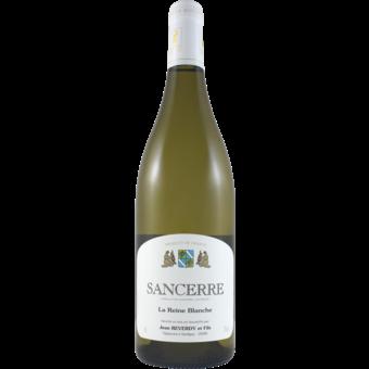Bottle shot for 2019 Jean Reverdy Sancerre La Reine Blanche