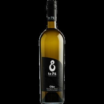 Bottle shot for 2018 Te Pa Oke Sauvignon Blanc