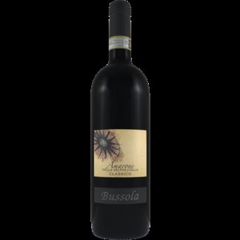 Bottle shot for 2015 Bussola Amarone Classico