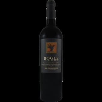 Bottle shot for 2018 Bogle Old Vine Zinfandel