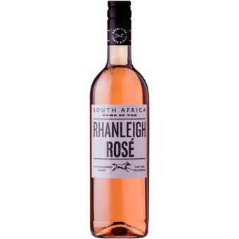 Bottle shot for 2020 Rhanleigh Rose
