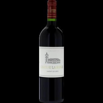 Bottle shot for 2018 Chateau Lagrange (St. Julien)