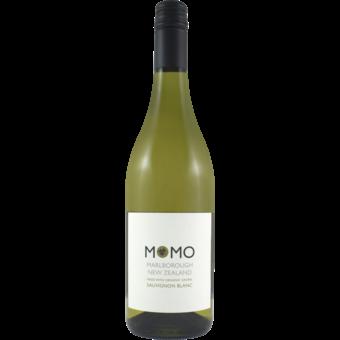 Bottle shot for 2020 Momo Sauvignon Blanc
