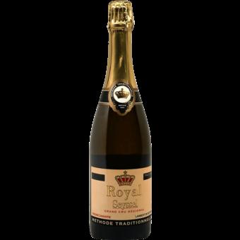 Bottle shot for 2013 Lambert De Seyssel Grand Cru Brut 'royal'