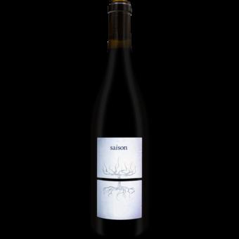Bottle shot for 2018 Saison Coast Grade Vineyard Pinot Noir