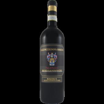 Bottle shot for 2015 Ciacci Piccolomini Brunello Di Montalcino Pianrosso Riserva