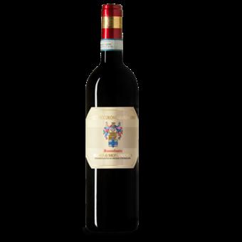 Bottle shot for 2016 Ciacci Piccolomini Rossofonte Rosso Di Montalcino