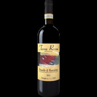 Bottle shot for 2015 Terra Rossa Brunello Di Montalcino