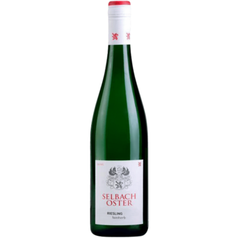 Bottle shot for 2019 Selbach Oster Riesling Feinherb