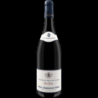 Bottle shot for 2016 Paul Jaboulet Cedres Chateauneuf Du Pape