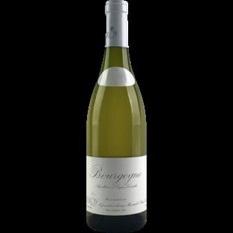 Bottle shot for 2019 Maison Leroy Bourgogne Blanc