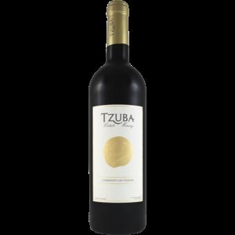 Bottle shot for  Tzuba Cabernet Sauvignon Judean Hills