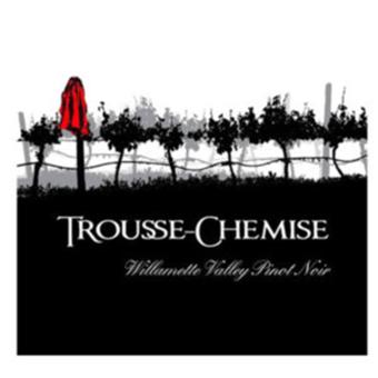 Label shot for 2020 Trousse Chemise Rose Of Pinot Noir