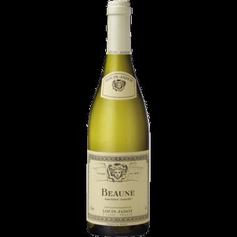 Bottle shot for 2017 Louis Jadot Beaune Blanc