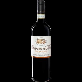 Bottle shot for 2016 Casanova Di Neri Brunello Di Montalcino Tenuta Nuova