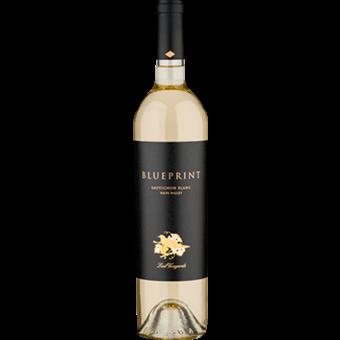 Bottle shot for 2019 Lail Blueprint Sauvignon Blanc