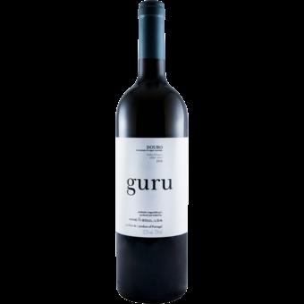 Bottle shot for 2018 Wine And Soul Guru Vinho Branco