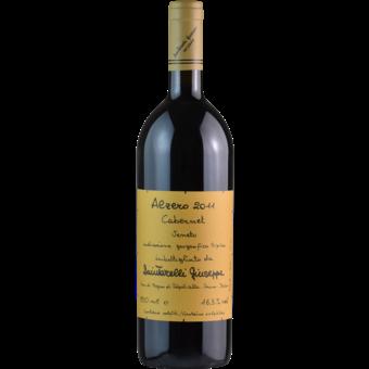Bottle shot for 2011 Giuseppe Quintarelli Alzero