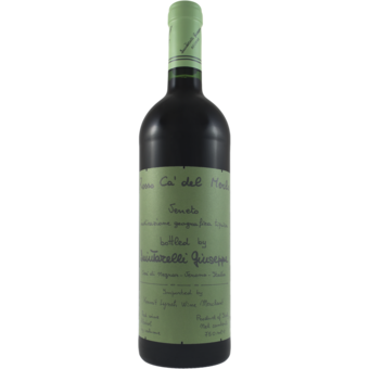 Bottle shot for 2013 Giuseppe Quintarelli Rosso Ca Del Merlo