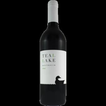 Bottle shot for  Teal Lake Shiraz(U)P