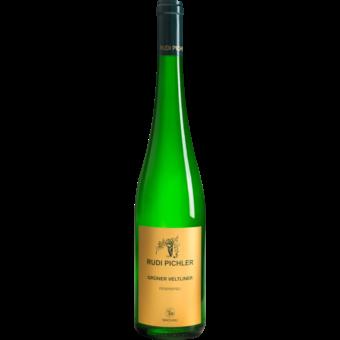 Bottle shot for 2019 Rudi Pichler Gruner Veltliner Federspiel