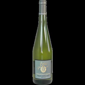 Bottle shot for 2019 Domaine R De La Grange Muscadet Sevre & Maine Sure Lie 'brin D'r'