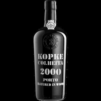Bottle shot for 2000 Kopke Colheita 2000 Port