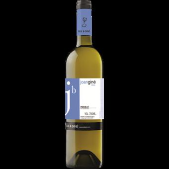 Bottle shot for 2018 Buil & Gine Priorat Joan Gine Blanc