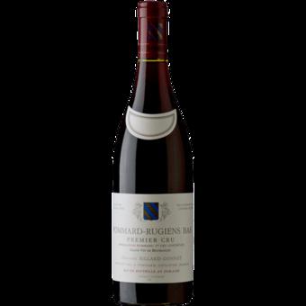 Bottle shot for 2015 Domaine Billard Gonnet Pommard 1er Cru Rugiens Bas
