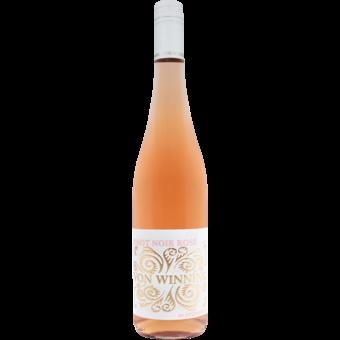 Bottle shot for 2019 Von Winning Pinot Noir Rose Trocken