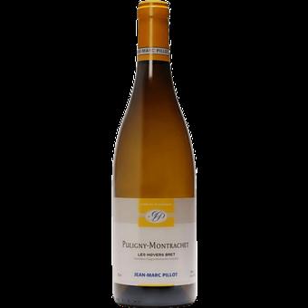 Bottle shot for 2018 Jean Marc Pillot Puligny Montrachet Noyers Brets