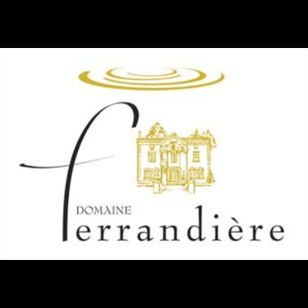 Label shot for 2020 Ferrandiere Grenache Gris